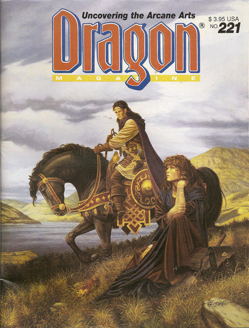 Dragon magazine 221