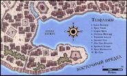 Telflamm map
