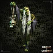 Green hag wow