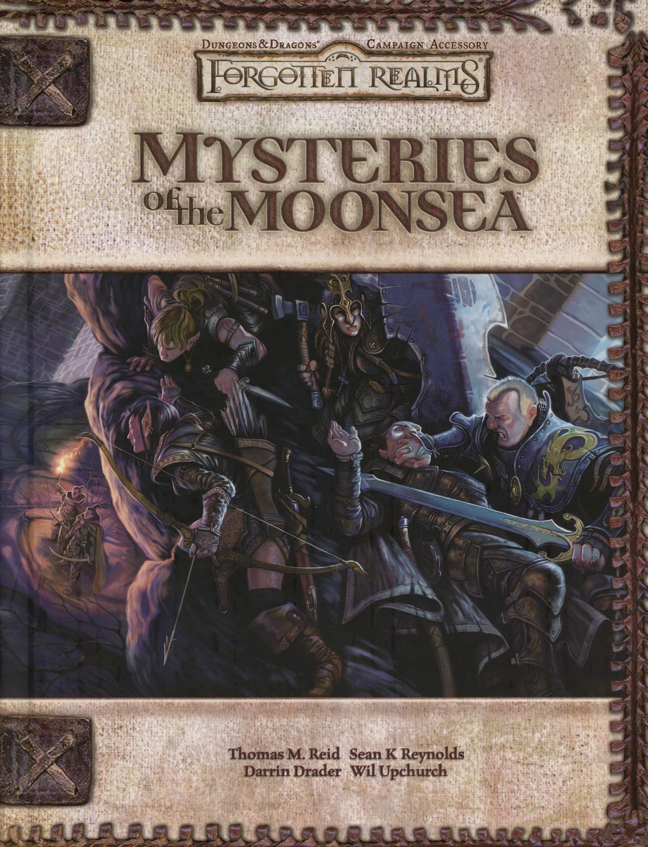 Mysteries of the Moonsea