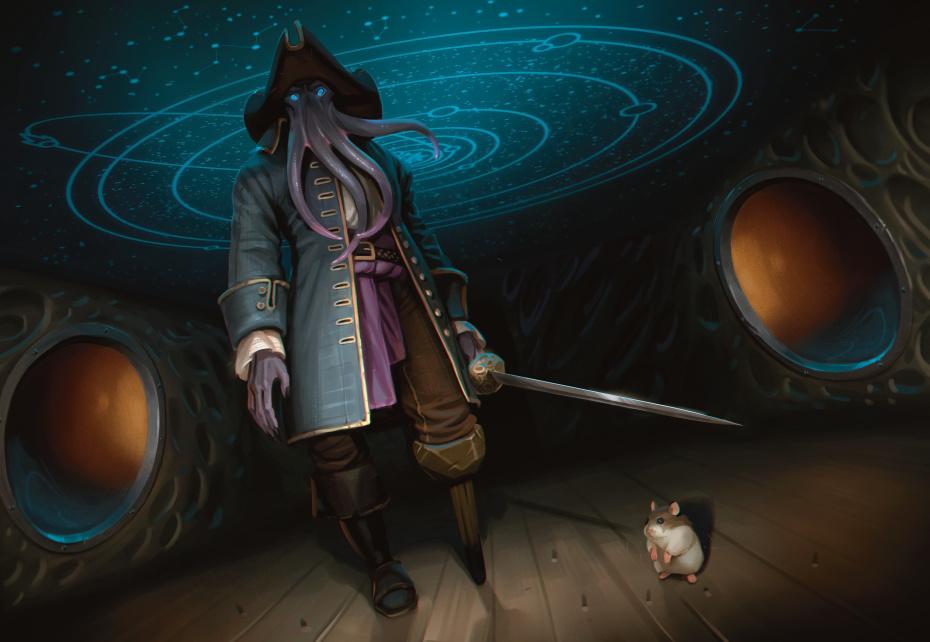 Scavenger (spelljammer)
