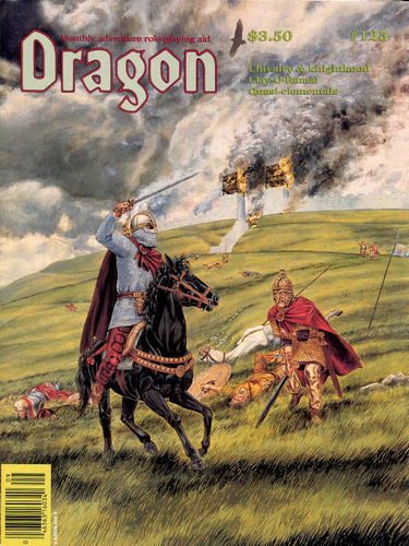 Dragon magazine 125