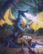 Blue Dragon Variant AFR