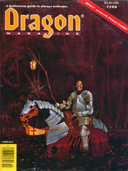 Dragon magazine 162
