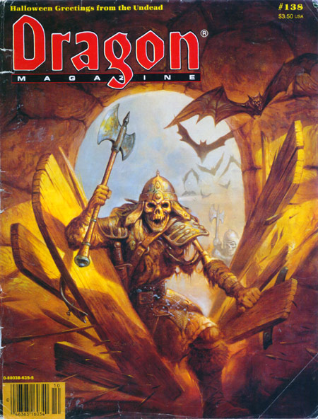 Dragon magazine 138