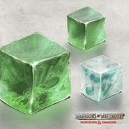 Gelatinous cube wow
