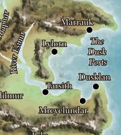 Dusk Ports