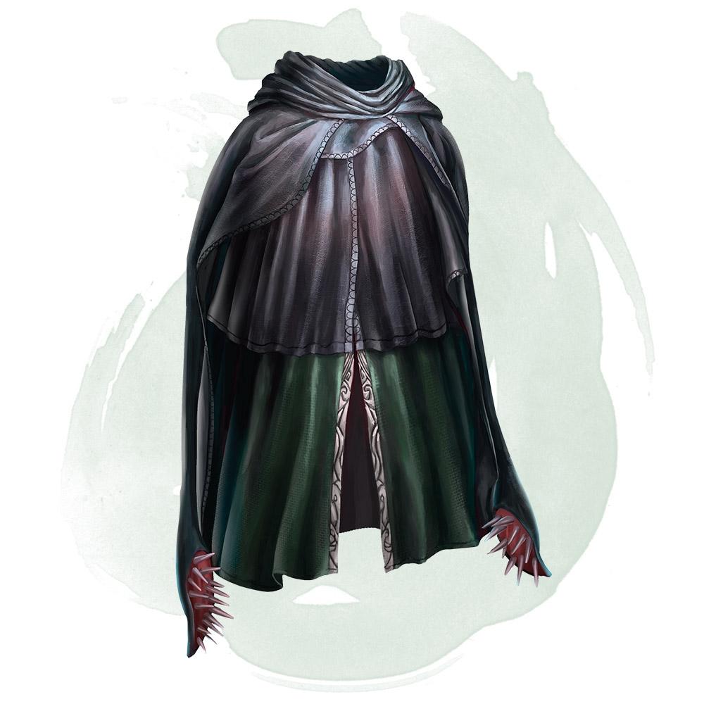 Cloak of displacement