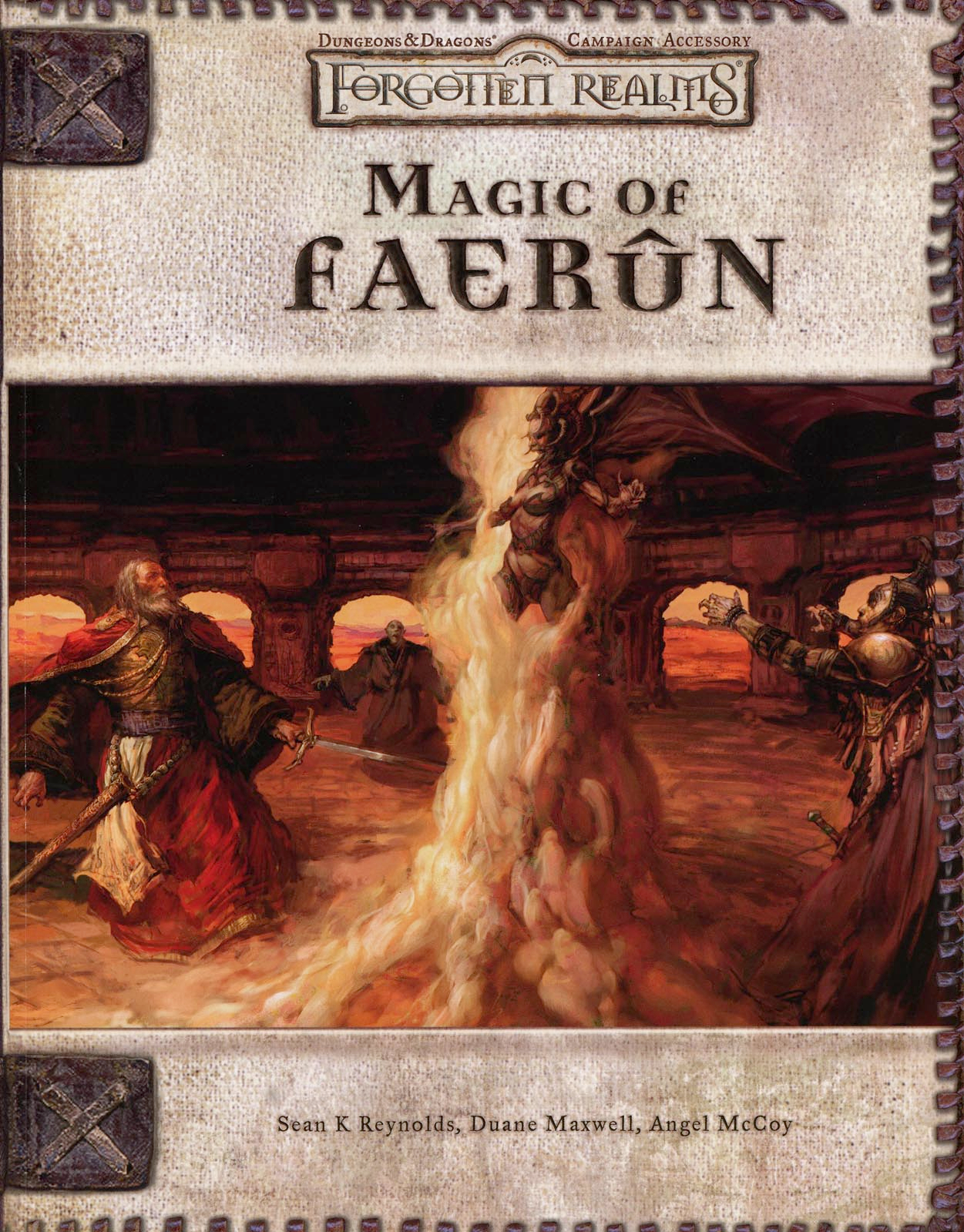 Magic of Faerûn