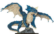 Lords of Madness - Elder Blue Dragon