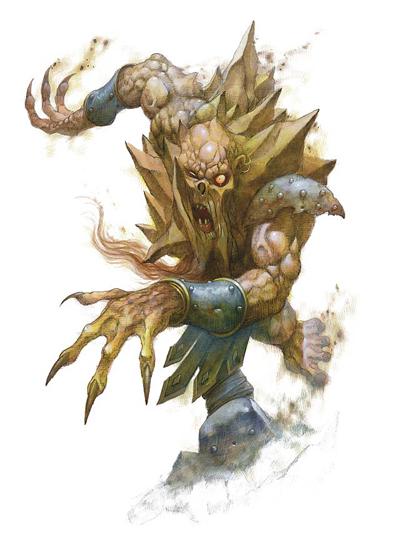 Craa'ghoran giant