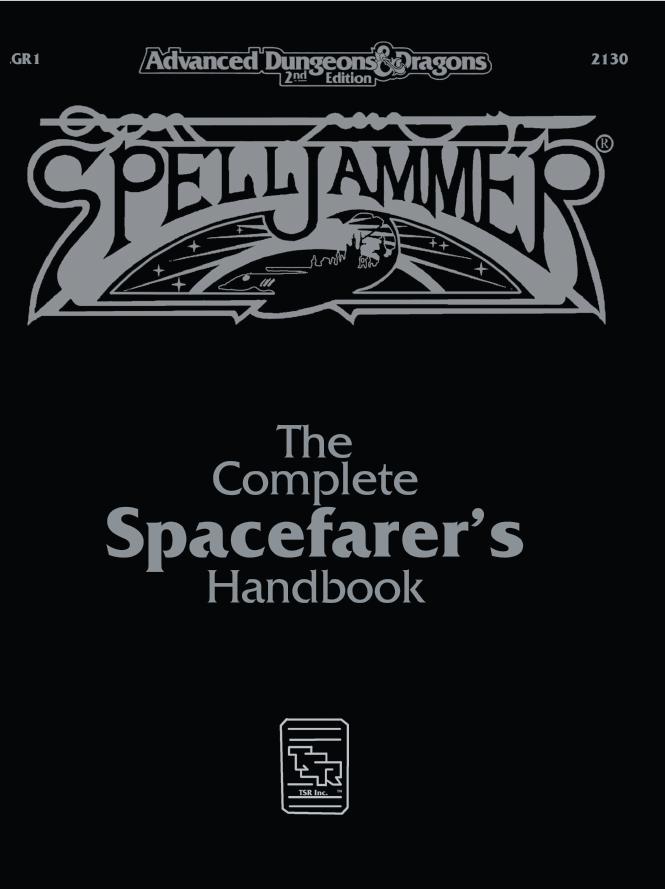 The Complete Spacefarer's Handbook