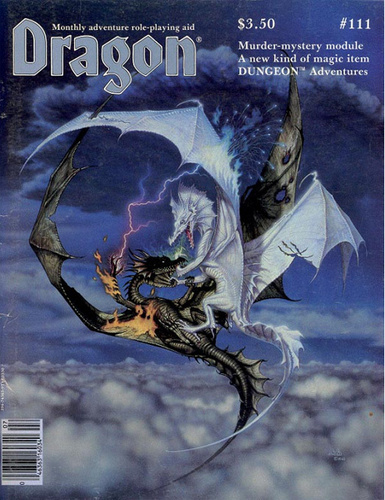 Dragon magazine 111