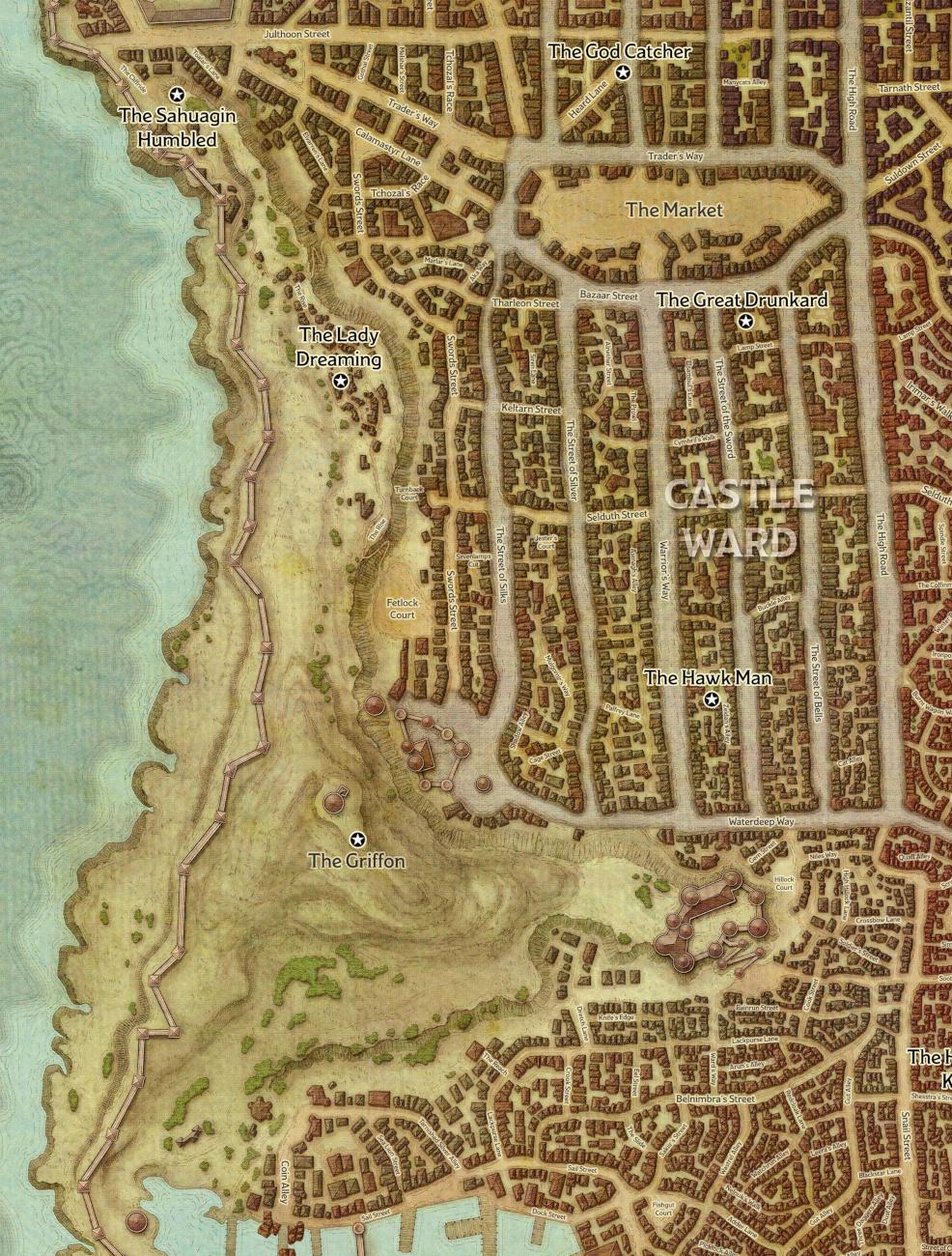 Waterdeep/Castle Ward/Imagemap