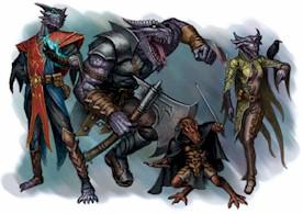 Dragonborn of Bahamut