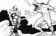 Marjon and dragonkin