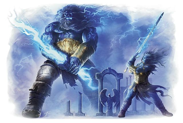 Storm titan