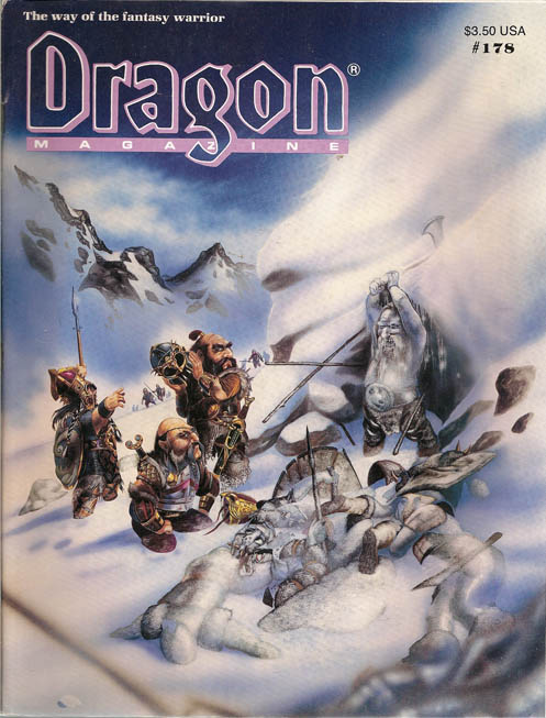 Dragon magazine 178