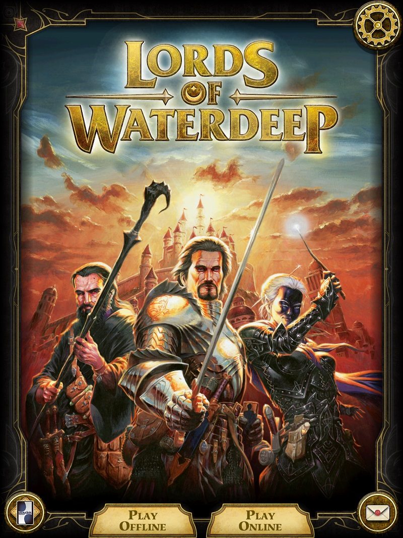 Lords of Waterdeep (mobile game)