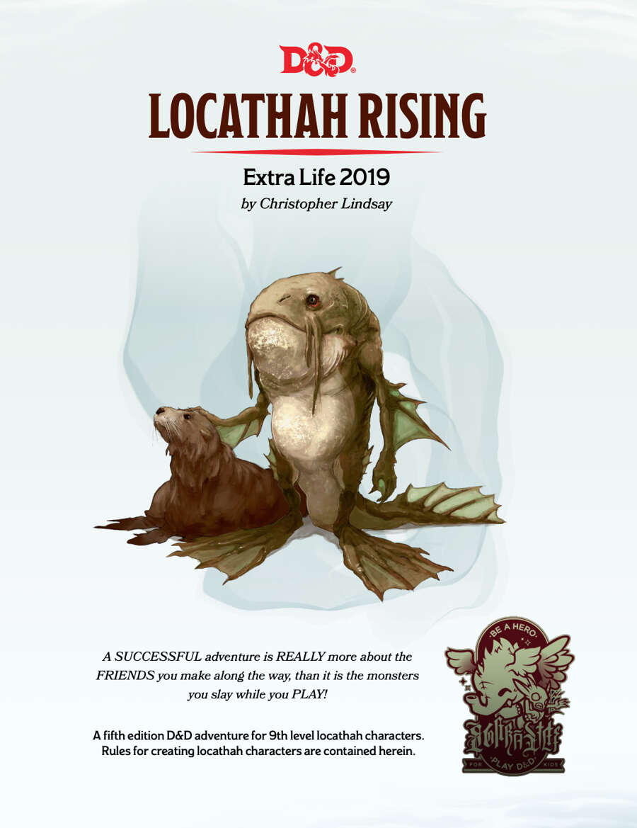 Locathah Rising