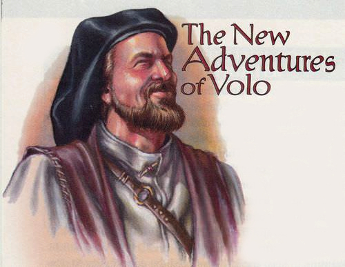 The New Adventures of Volo