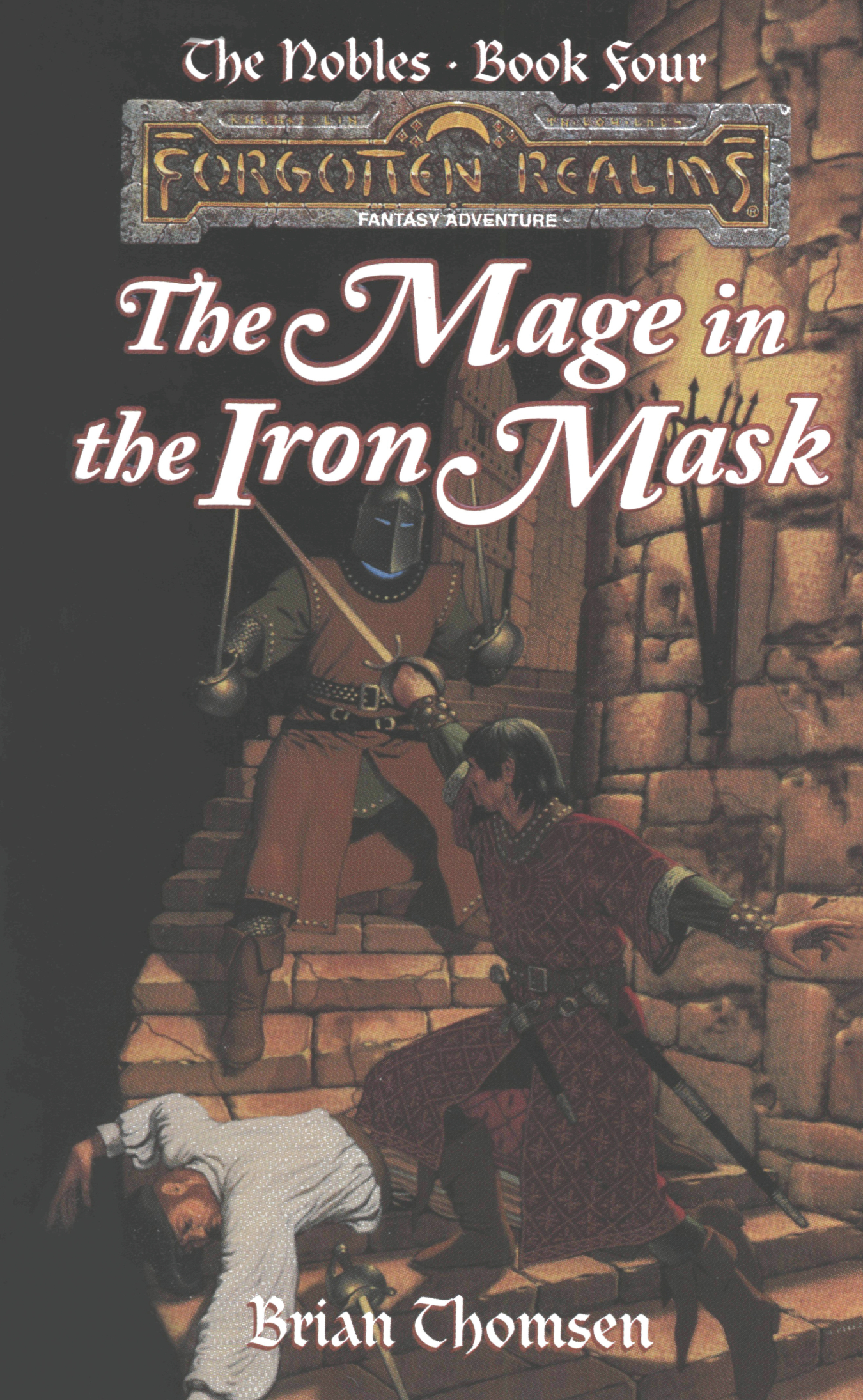 The Mage in the Iron Mask