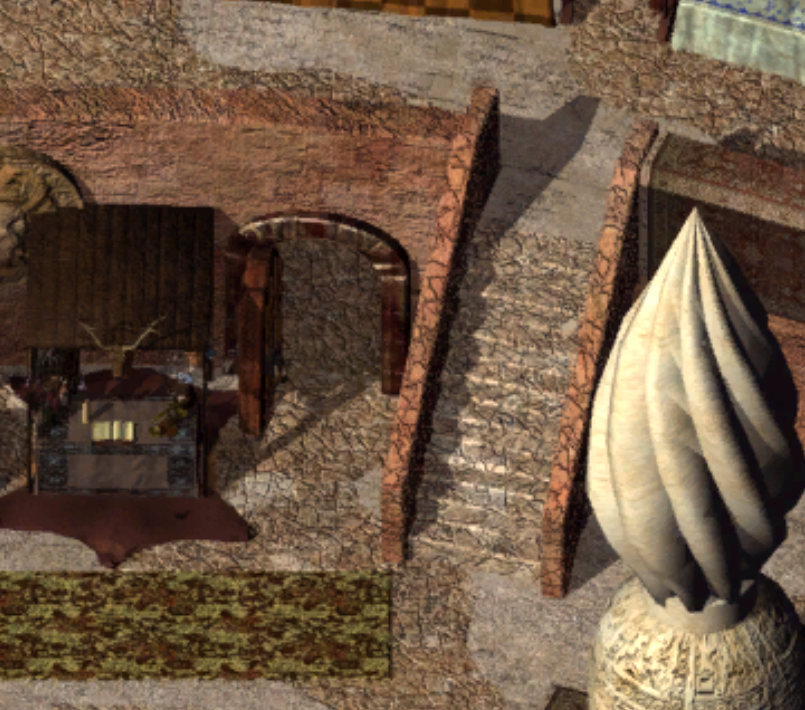 Den of the Seven Vales