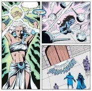 Lightning bolt DC Comics