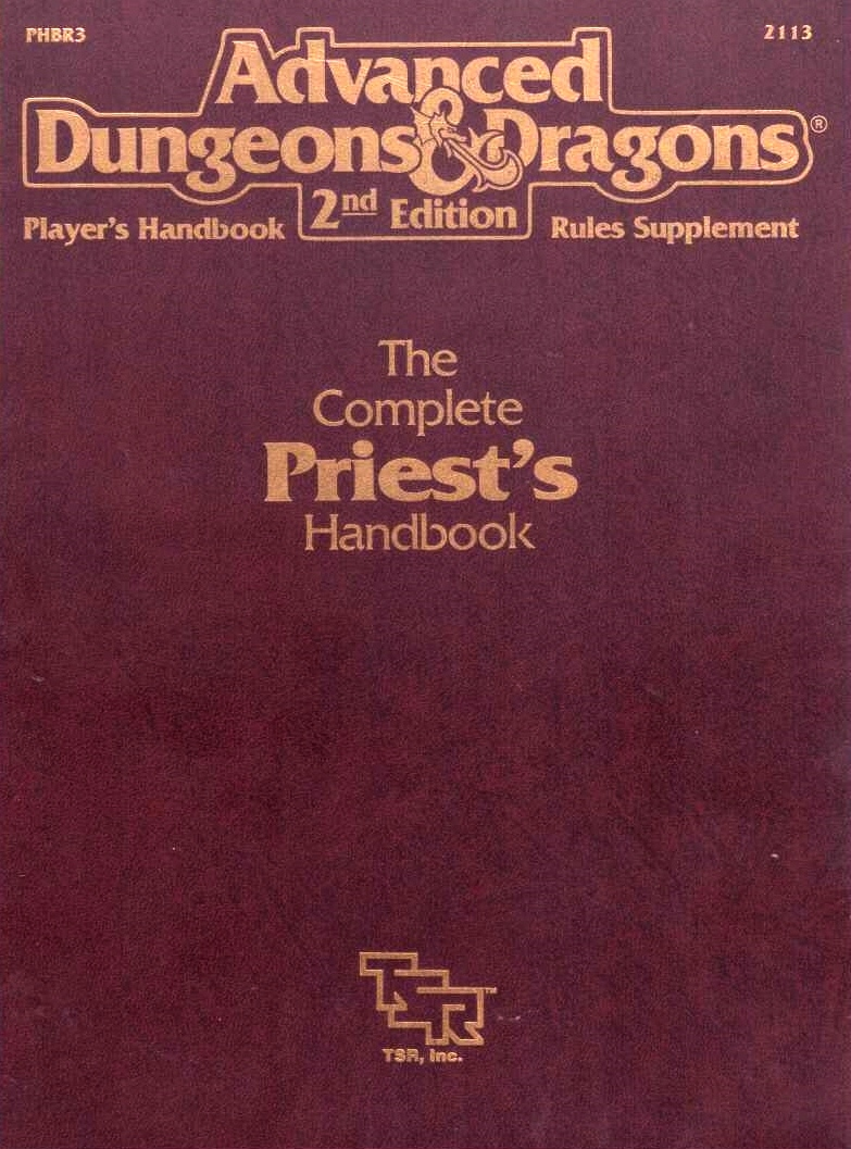 The Complete Priest's Handbook