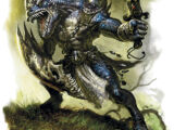 Bluespawn godslayer