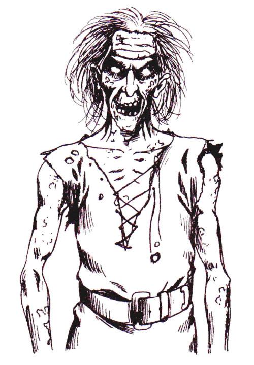 Juju zombie