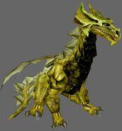 NwN Brass Dragon