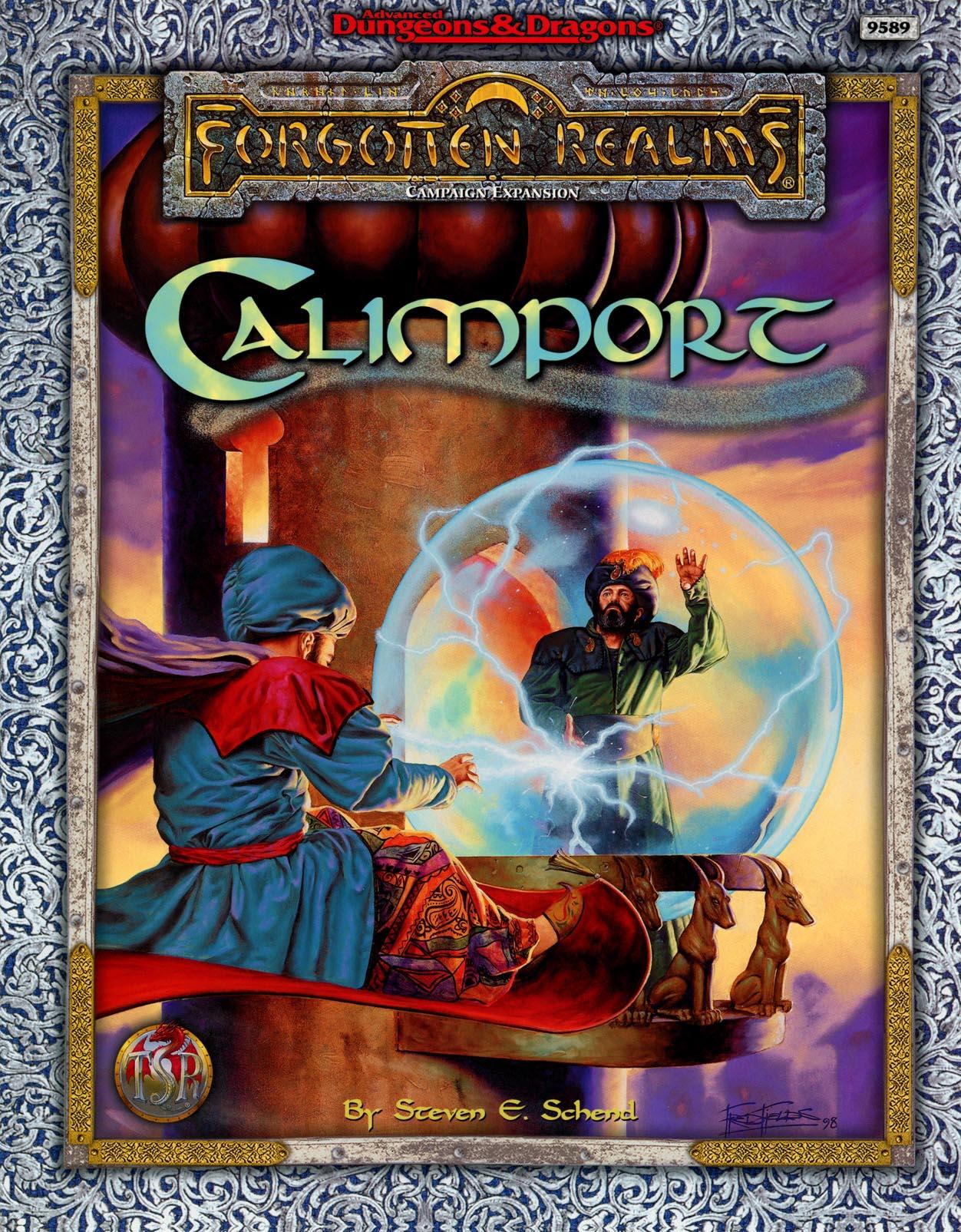 Calimport (sourcebook)