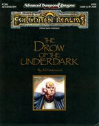 For2 The Drow of the Underdark