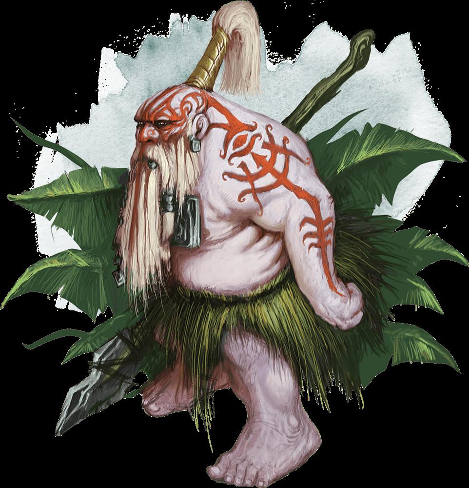 Chultan dwarf