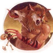 Ettin Werewolf