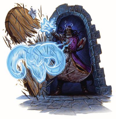 Battering ram (spell)