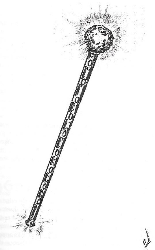 Scepter of Savras