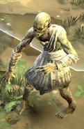 Chultan zombie