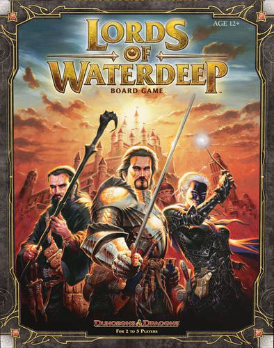 Lords of Waterdeep (board game)