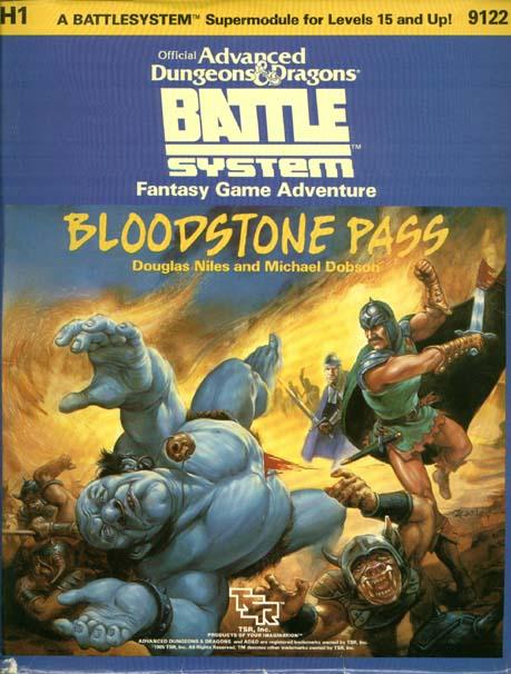 Bloodstone Pass (adventure)