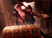 Plundering Barbarian