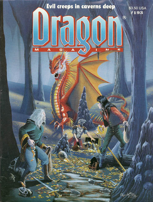 Dragon magazine 193