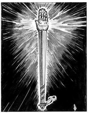Scepter of the Tyrant's Eye