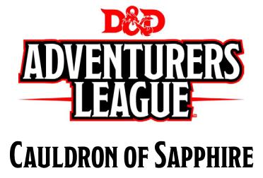 Cauldron of Sapphire