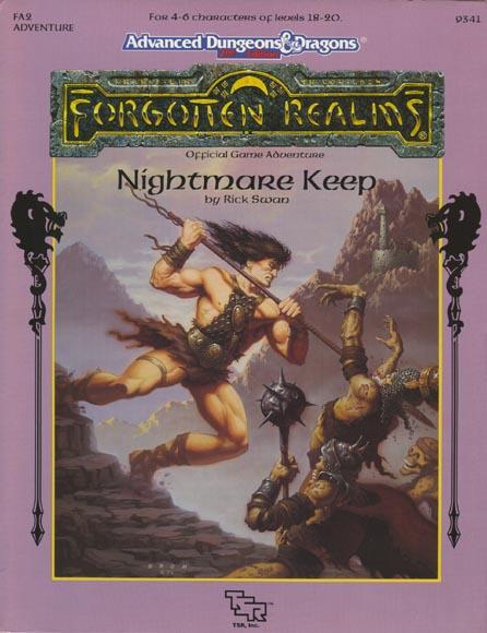 Nightmare Keep (adventure)