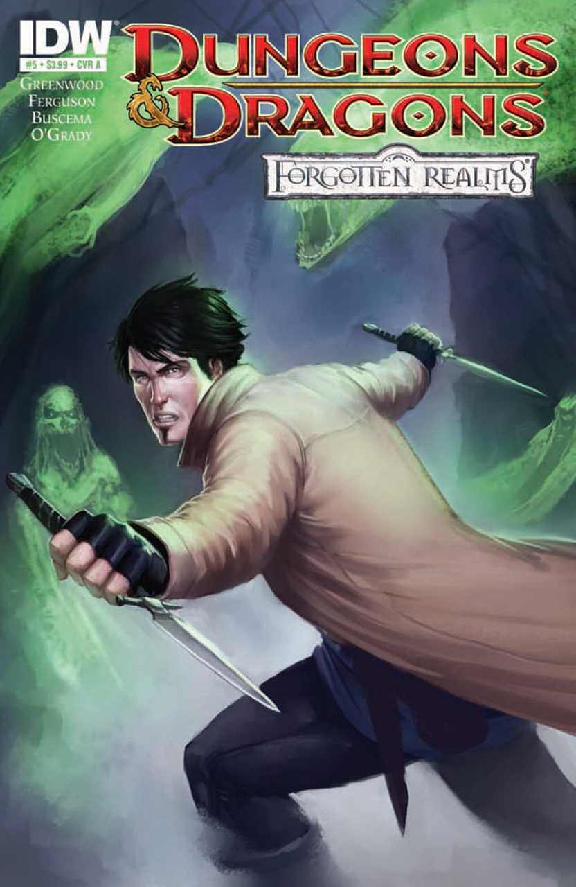 Dungeons & Dragons: Forgotten Realms 5