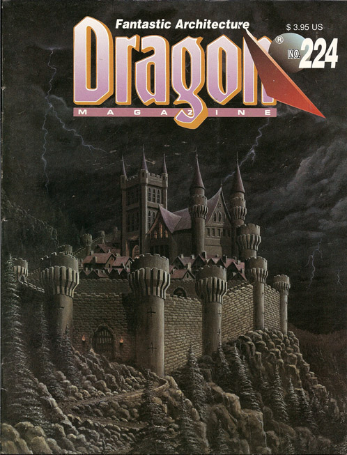 Dragon magazine 224