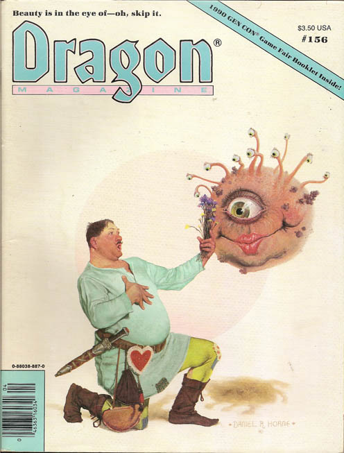Dragon magazine 156