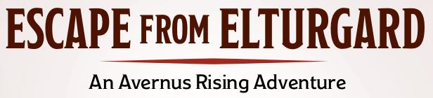 Escape from Elturgard
